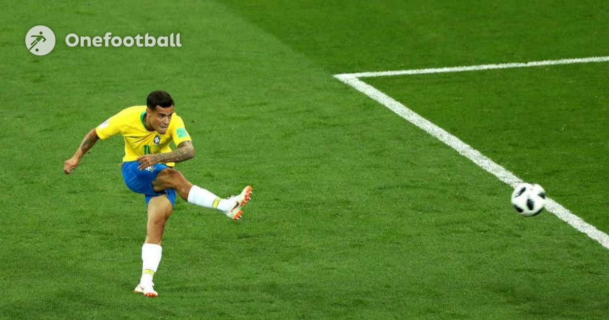 Why another Philippe Coutinho goal will hand Brazil a sixth World
