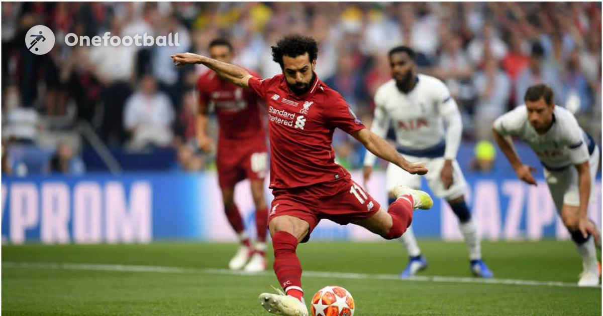 Salah scores second-fastest Champions League final goal - Onefootball