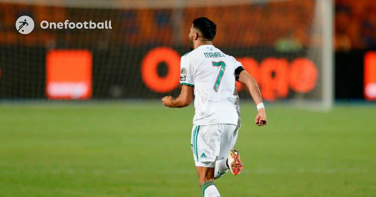 🎥 Riyad Mahrez scores stunning last gasp free-kick for Algeria