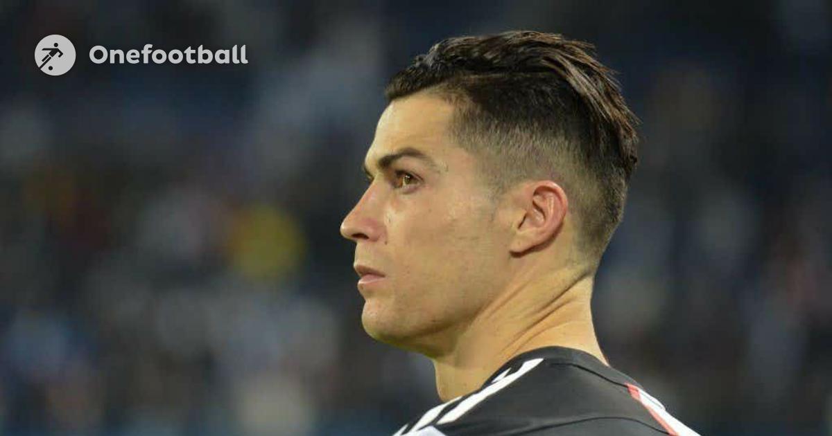 Ronaldo Hair 50 Cristiano Ronaldo Hairstyles To Wear Yourself