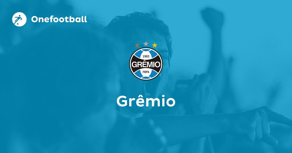 e12dfec9e98db Grêmio - Onefootball