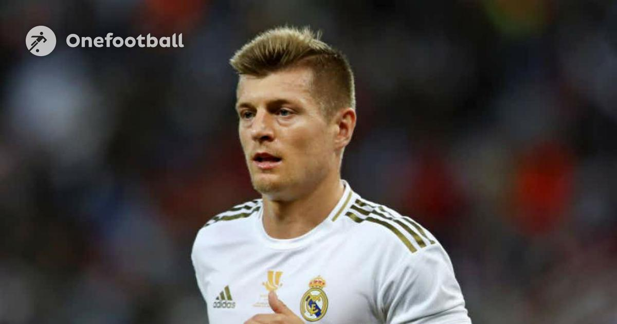  Toni Kroos über die Rückkehr des Fußballs bei Real