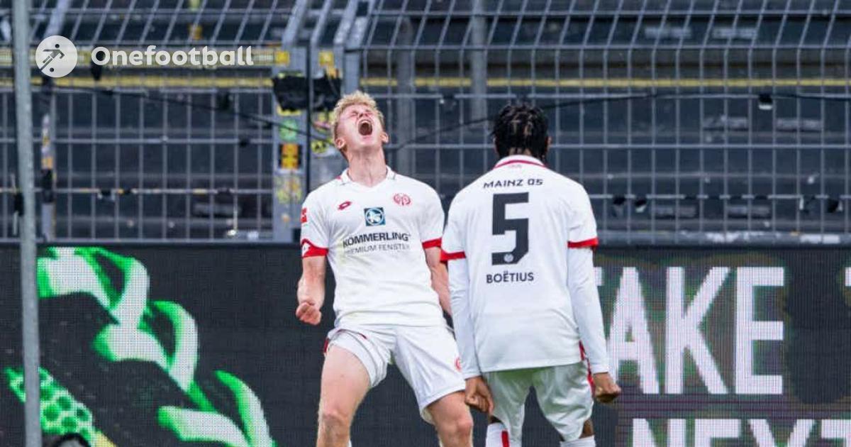 Dortmund Mainz Ergebnis