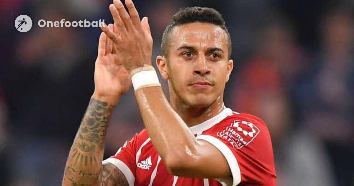 Report: Bayern Munich Midfielder Thiago Alcantara Wants To
