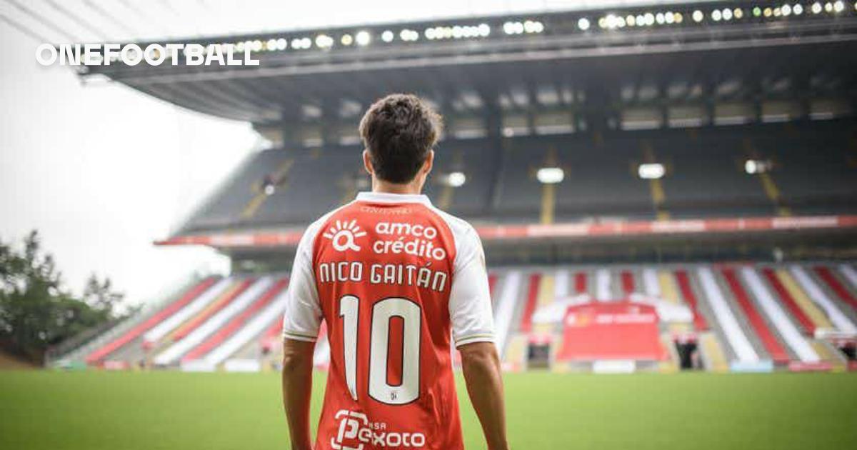 SC Braga contrata Nico Gaitán - OneFootball