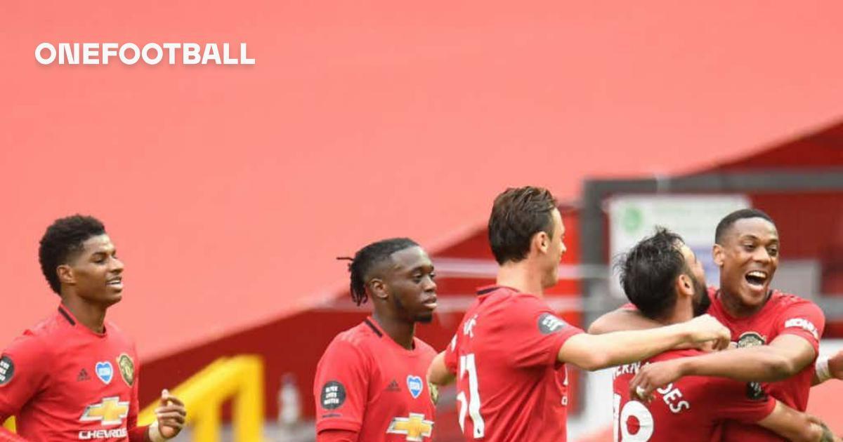  Highlights aus England: Traumtore von United, Top-Teams auf Kurs