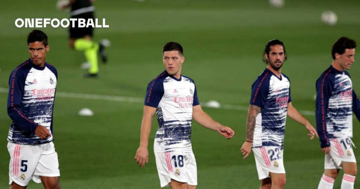 Trotz Bankplatz bei Real: Jović sieht persönliche Entwicklung