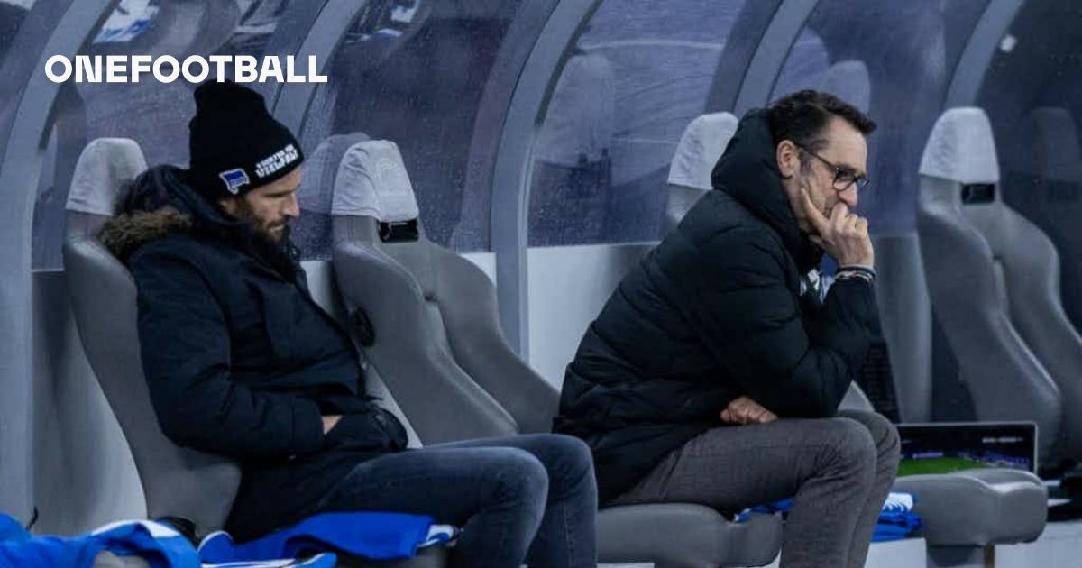 """ """"Es reicht!"""" - Herthaner demonstrieren vorm Stadion gegen Preetz"""