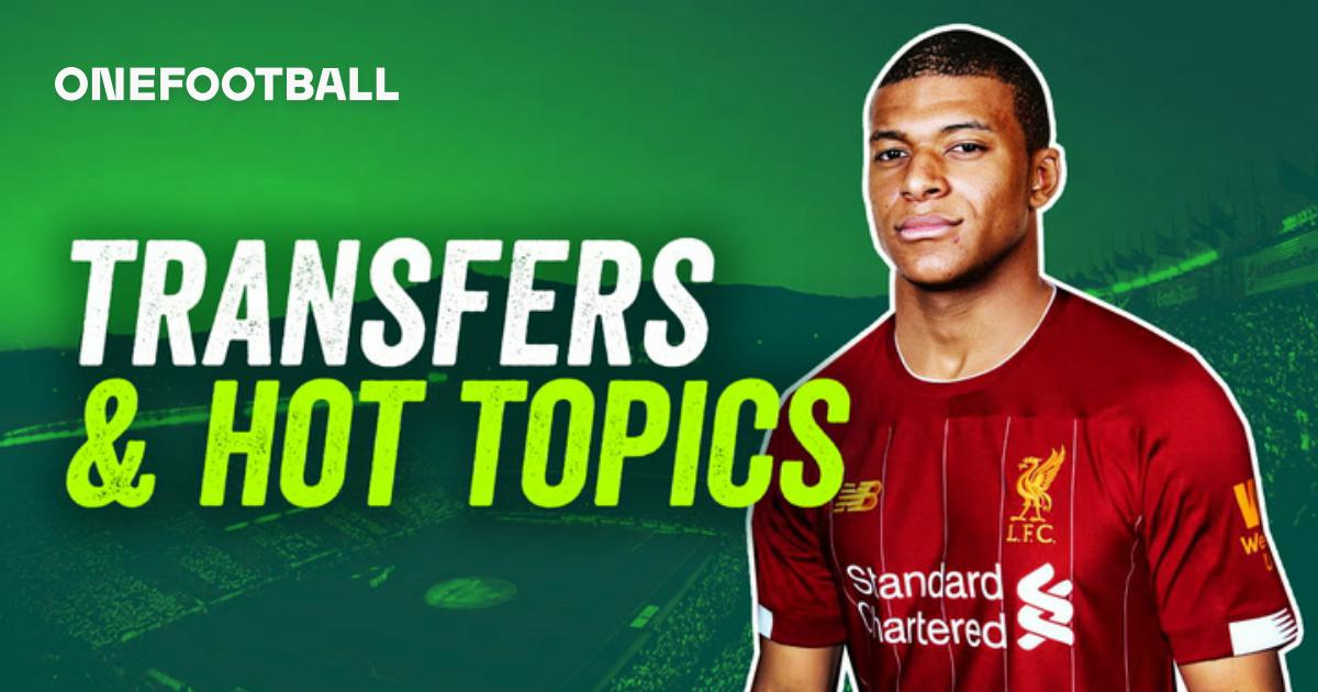 Mbappé to Liverpool rumours + Rating new kits! Q&A ...
