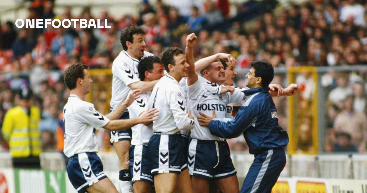 Tottenham S Best Ever Xi The Team In Full Onefootball