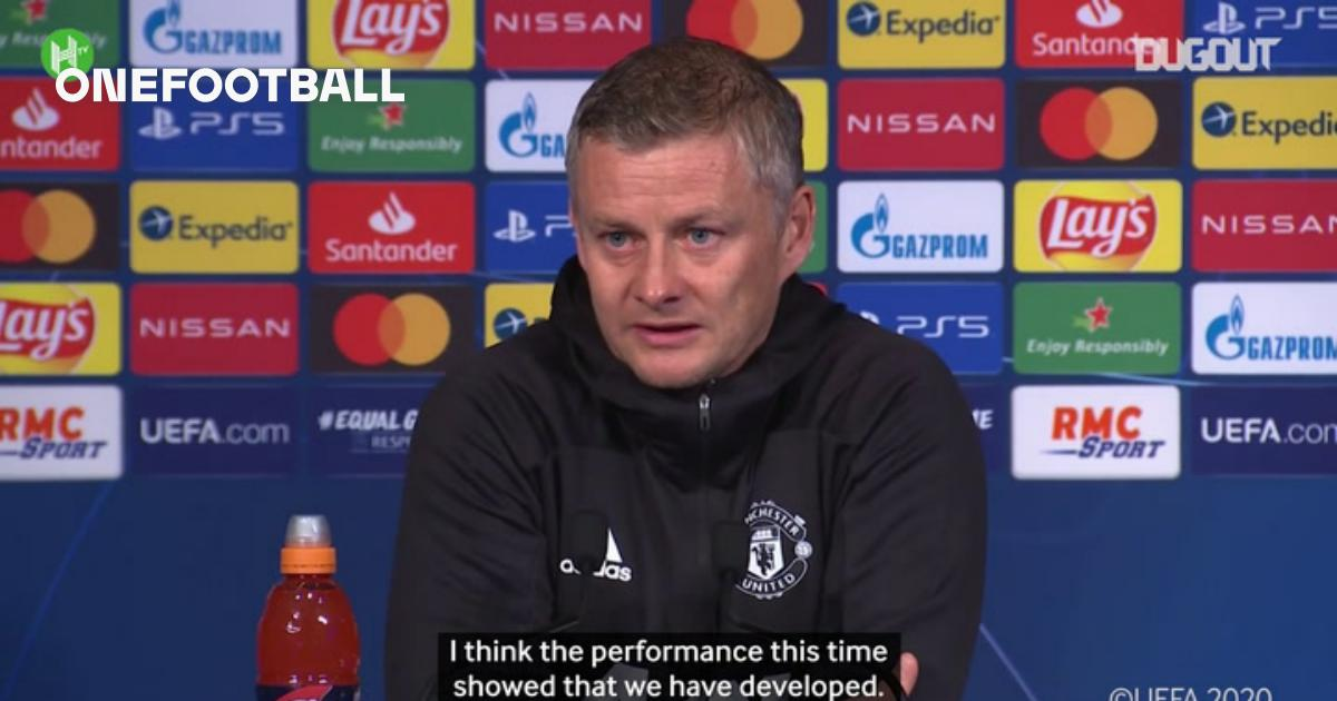 Solskjær hails Manchester United after repeat of PSG ...