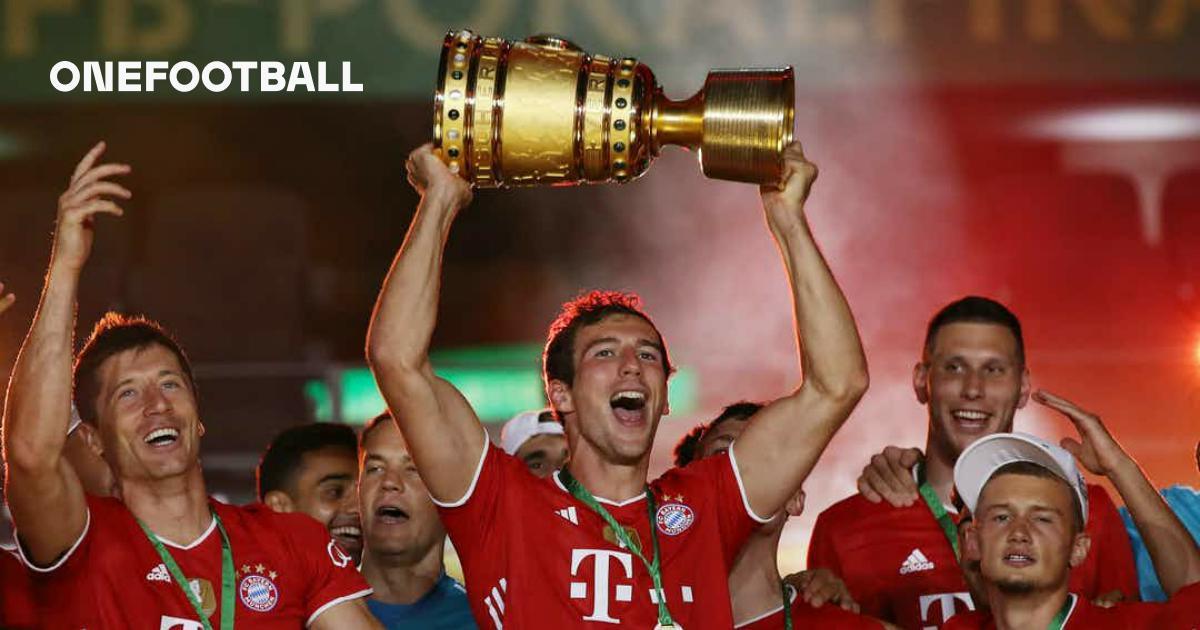 Bayern draw Holstein Kiel in DFB-Pokal second round ...