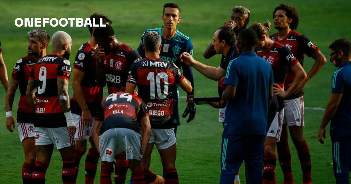 Flamengo quintet carry suspension concerns into Goiás game