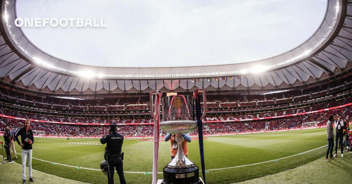 The Copa del Rey final awaits! Barça and Athletic name ...