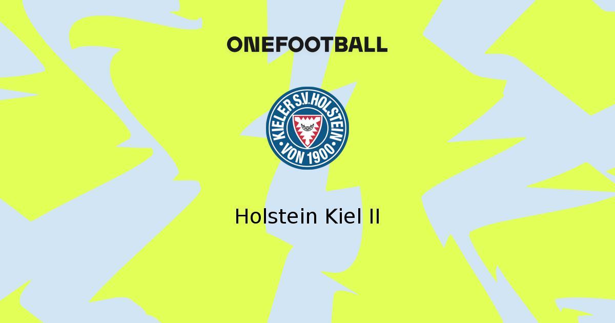 Holstein Kiel Ii Onefootball
