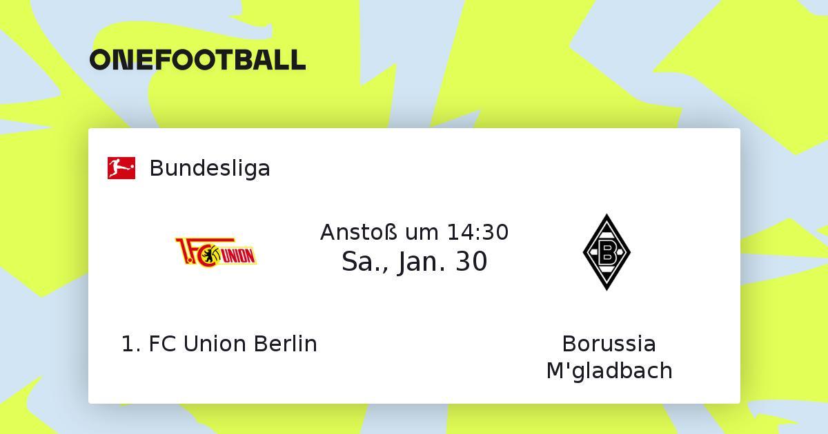 Gladbach Spiele 2021